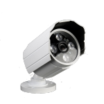 H5180C  Power over Coaxial (PoC) 720P IP Outdoor Bullet Camera