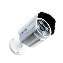 H5180E  Power over Ethernet (PoE) 720P IP Outdoor Bullet Camera