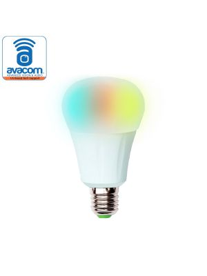 iHomma Smart Dimmable Multicolor LED Light Bulb | E26 Socket | 900 Lumens | RGB