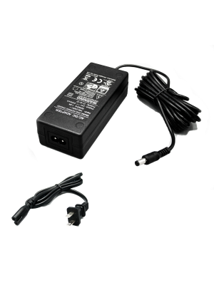 AC/DC Adapter, Power Supply, 24V/2A